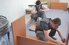 dismantle furniture