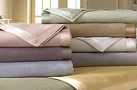 wash bed linens garments